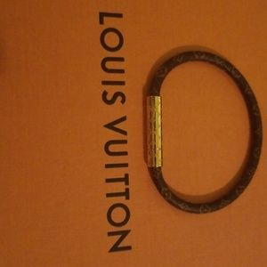Louis Vuitton Confidential Bracelet